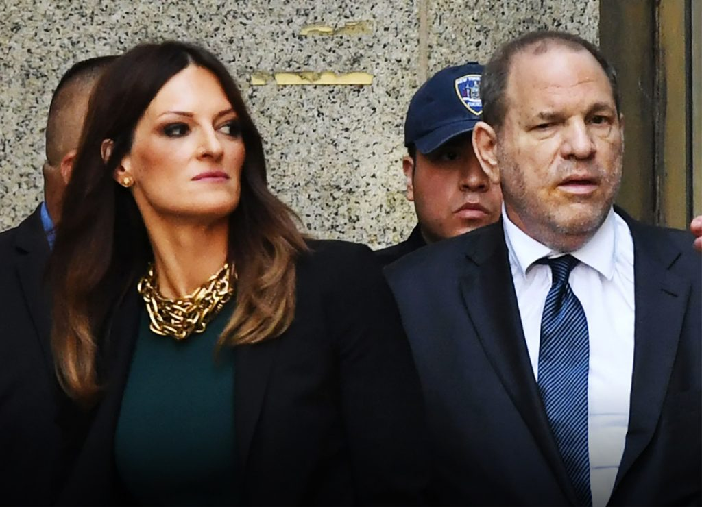 Because I would never put myself in that position - Harvey Weinstein's Counsel