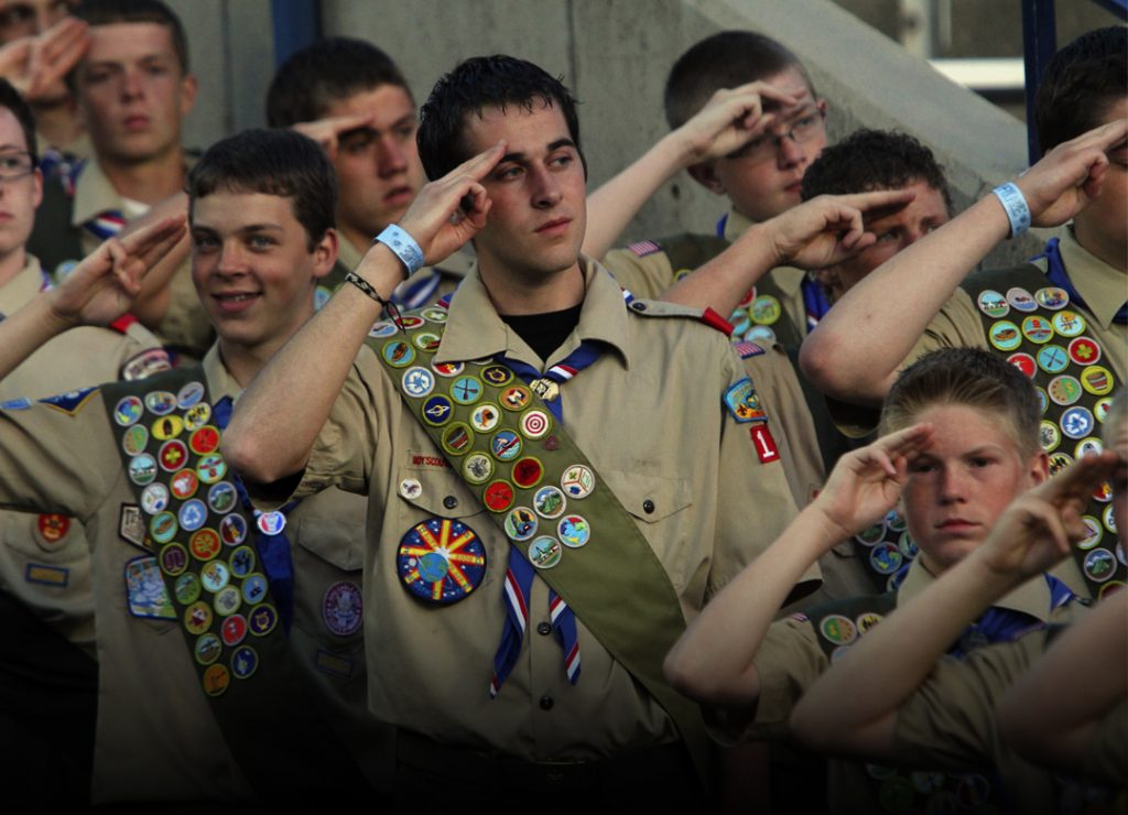 Boy Scouts of America Predators and Bankruptcy Filing