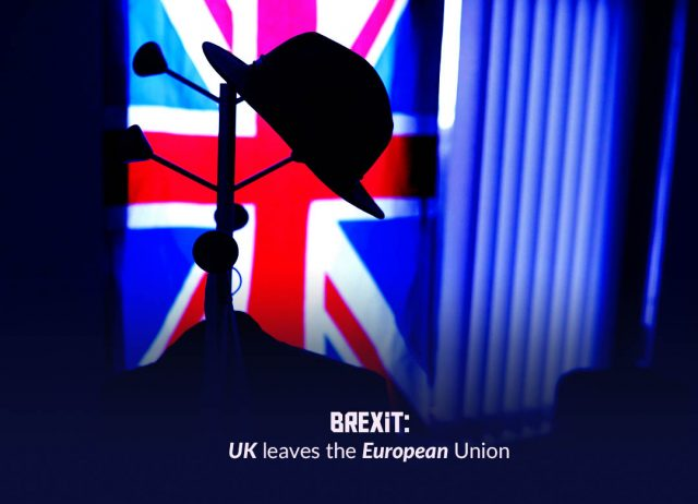 Brexit Completed by United Kingdom