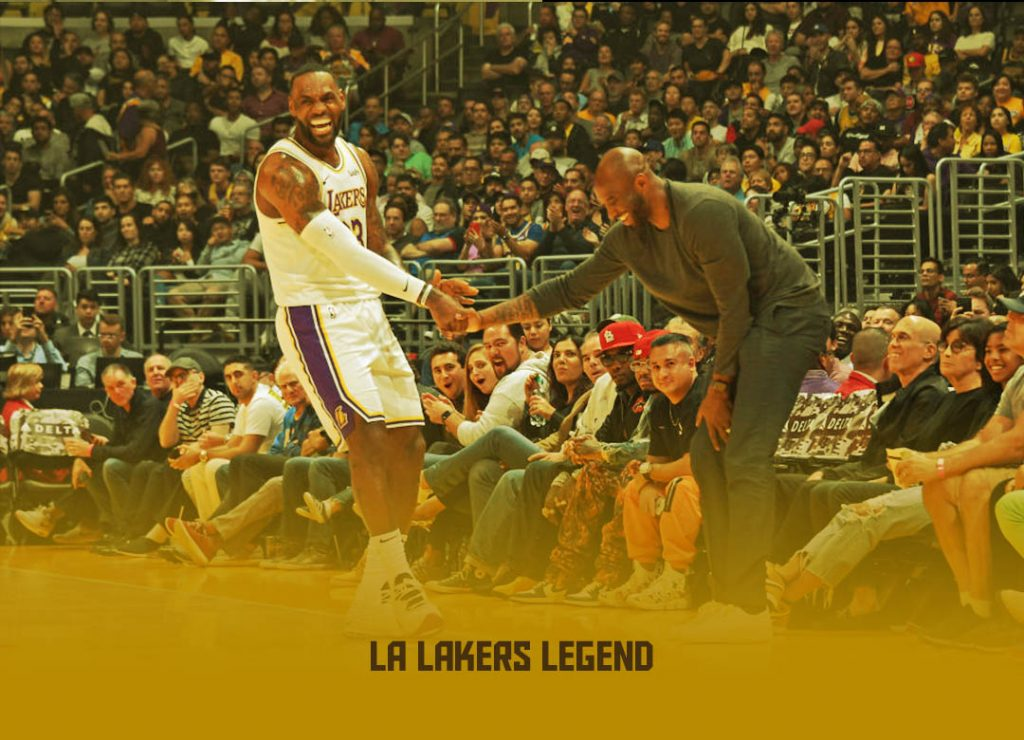 LBJ leads Tributes to Kobe Bryant