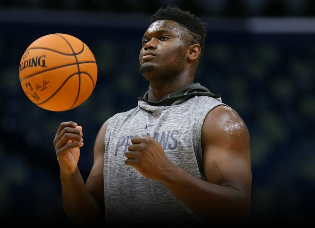 Zion Williamson Youngest Rookie