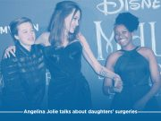 Angelina Jolie Opens Up about the Surgeries of Her Daughters