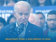 Democrats in Hot Waters after More Former Runners Rally Behind Biden