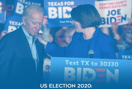 Joe Biden Gets Big Boost Ahead of Super Tuesday