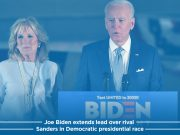 Biden Extends his Lead Over Sanders for Democratic Presidential Nomination