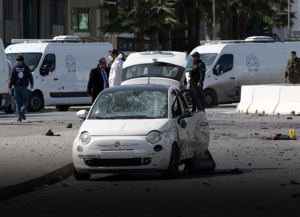 One Dead in Tunis after a Terror Attack near US Embassy
