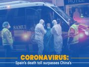 Spain Now Has More Deaths form Corona than Mainland China