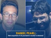 Man Responsible for Killing of Daniel Pearl is Detained after Acquittal in Pakistan
