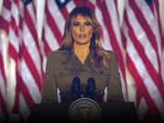 Melania Trump makes appeal for racial unity in Republican Convention