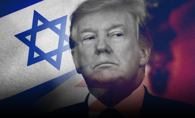 Trump announches the Israel-Bahrain peace deal