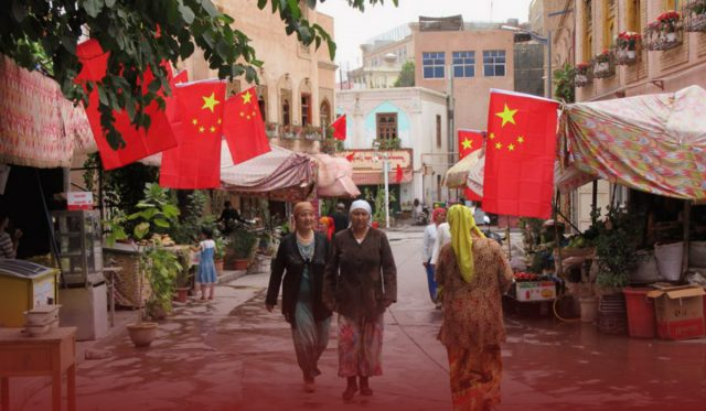 US blocks exports from Xinjiang