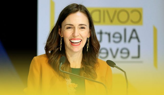 Jacinda Ardern eyes majority as New Zealand heads to polls