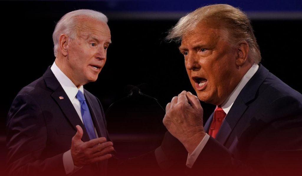 Final Presidential Debate: Trump and Biden appeared in a less Chaotic Debate on Thursday night