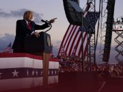 Trump returns to campaign trail in Florida after making a recovery from COVID-19