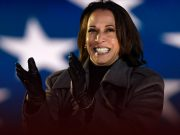 Kamala Harris called a nurse on the eve of Thanksgiving to thank her