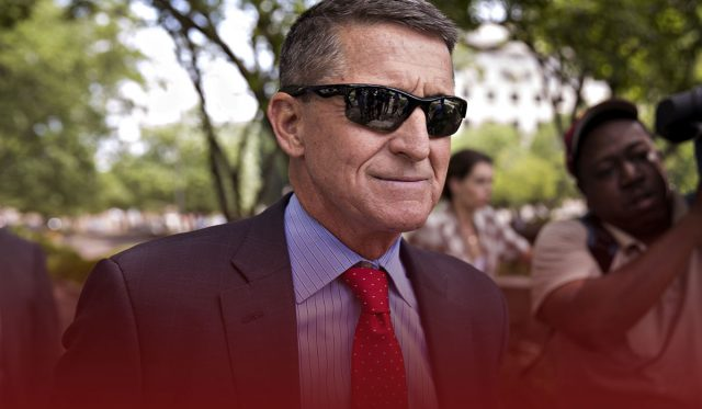 Ex- National Security Adviser, Michael Flynn