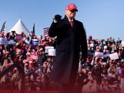 Trump and Biden make final campaign appearances before Elections