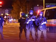 Vienna: Suspect hunt continues after deadly shooting