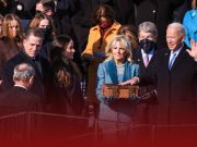Joe Biden took oath as the 46th U.S. President