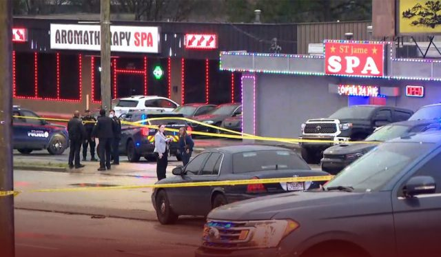 Atlanta-area Spa Shooting Left Eight Dead and one Wounded