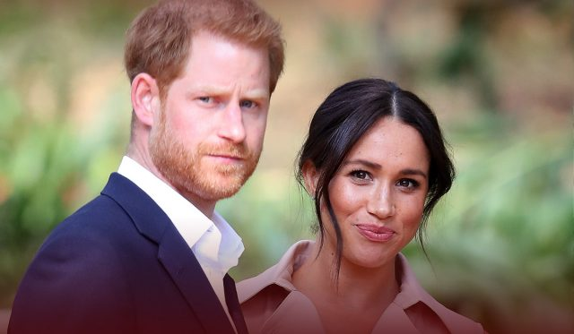 Royal family expressed sadness in its statement over Sussexes Interview