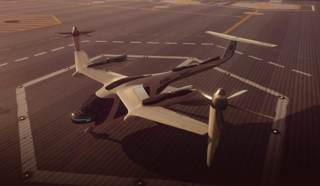 Flying taxi network of Archer in Loss Angeles could liftoff soon
