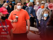 Texas coronavirus numbers decrease after 17 days restrictions lifted