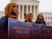 US visa applicants banned under Trump 'Muslim ban' can reapply