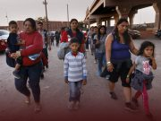 U.S.-Mexico border apprehensions far exceed in March