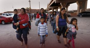 American-Mexico Border Apprehensions Mounted in March